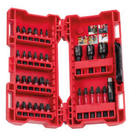 Milwaukee 33-teiliges Shockwave-Bit-Set