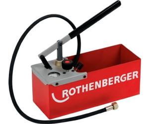Rothenberger TP25 Prüfpumpe 60250