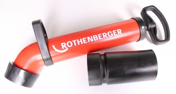 Rothenberger ROPUMP Super Plus + Adapter k+l