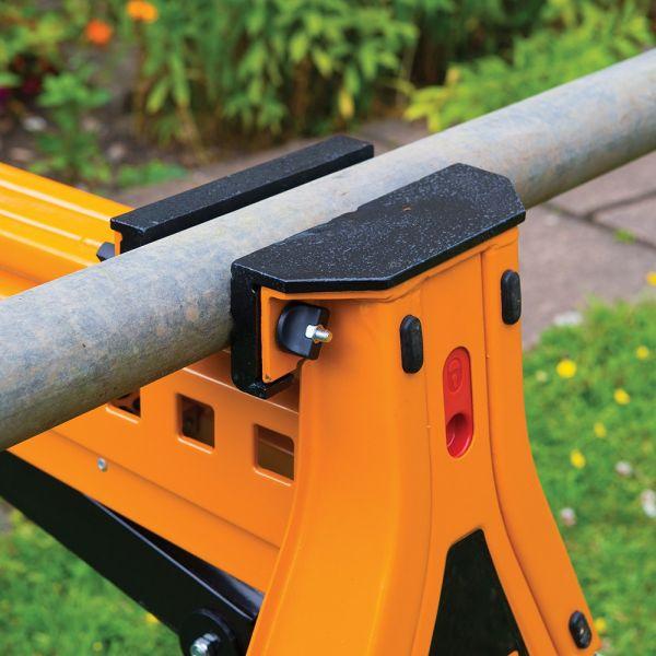 Klemmbacken zur Rohr- und Metallbearbeitung für SJA 200