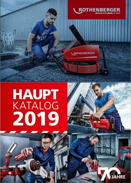 Rothenberger Haupt Katalog 2019