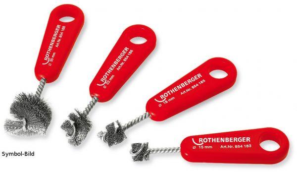 Rothenberger 15mm Cu-Innenbürste
