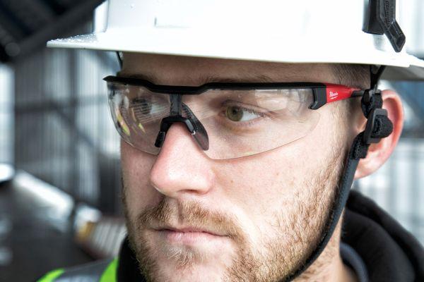 Milwaukee Schutzbrille Farbe Klar
