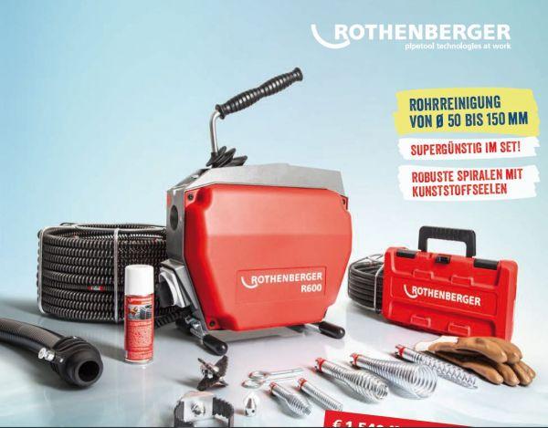 Rothenberger R600 16+22 in SMK-Ausführung