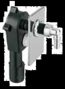 Otto Haas Unterputz-Geräte-Siphon mit hochglanzpolierter Edelstahl-Platte