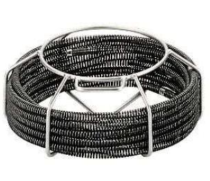 Spiralkorb inklusive 5 Stück 16mm-Spiralen mit Innenseele