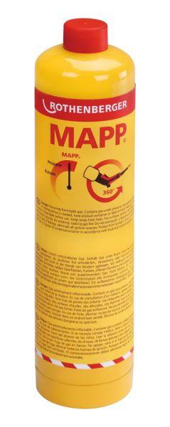 Rothenberger Mappgas Vers. A (Versand ab 12 Stück)