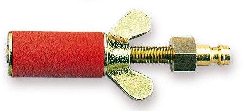 Rothenberger Gasprüfstopfen,zylindrisch,GR.1, 3/4''