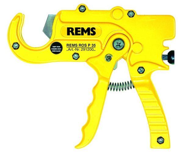 REMS P 35 Rohrschere