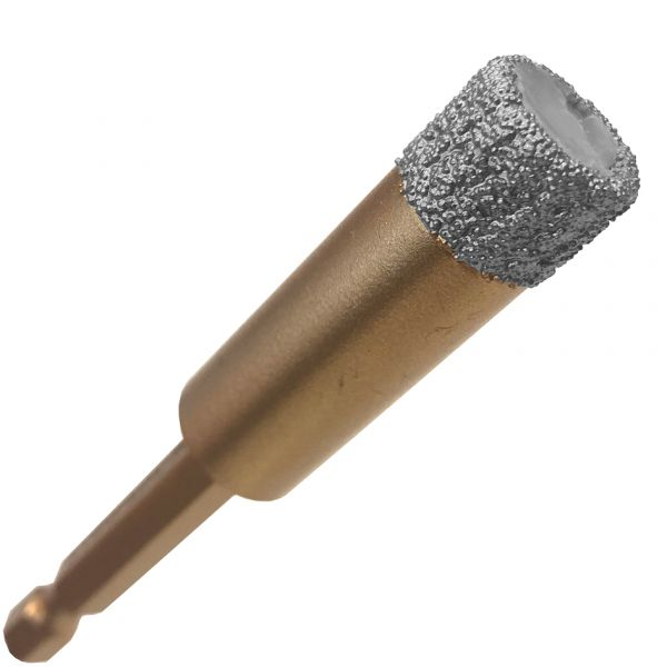 Feinsteinzeugbohrer 10mm für Akkuschrauber