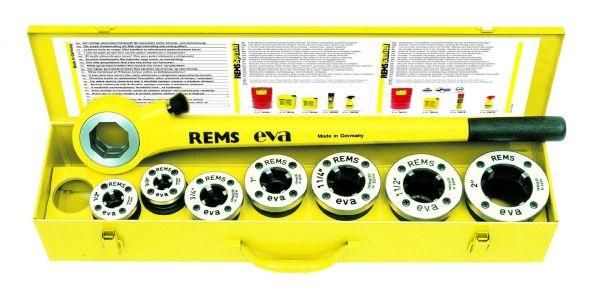 """REMS R 3/8 - 1 ¼"""" eva Set"""