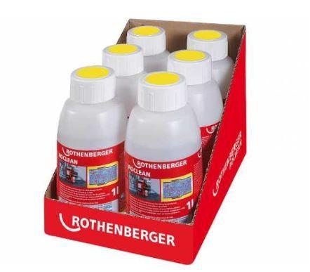 Rothenberger Ropuls/Roclean 6-er Pack Desinfektion