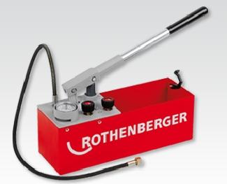 Rothenberger RP50S Prüfpumpe
