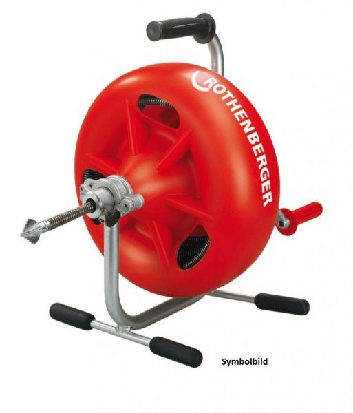 Rothenberger Spirale für Rodrum Typ 3S, 13mmx15m mit Kuppl.16mm