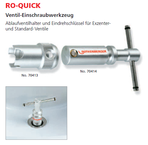 Rothenberger RO-Quick Set