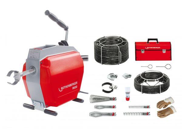 Rothenberger R600 16+22 Rohrreinigungsmaschine