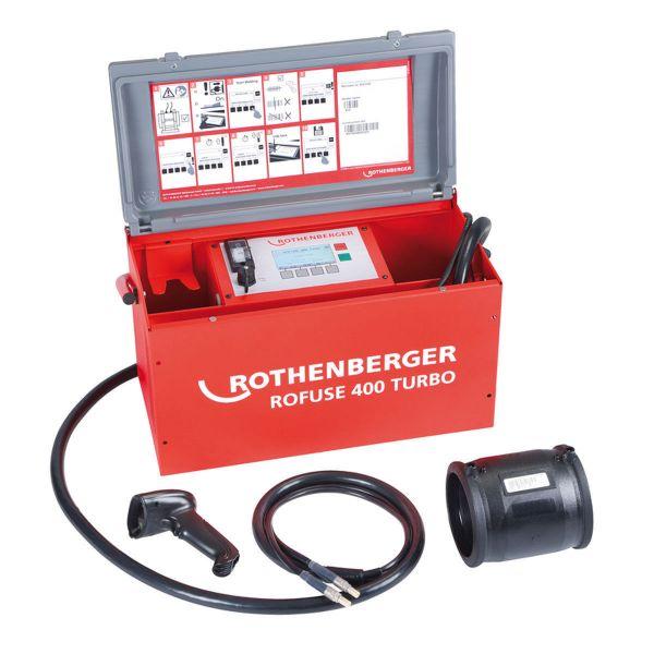 Rothenberger Rofuse 400 Turbo Schweißgerät