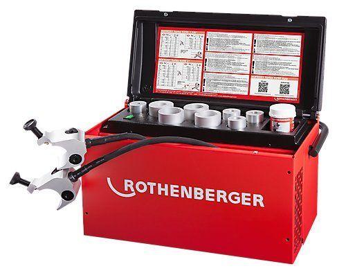 """Rothenberger ROFROST Turbo R290 2"""" + 8 Ein. 230 V"""