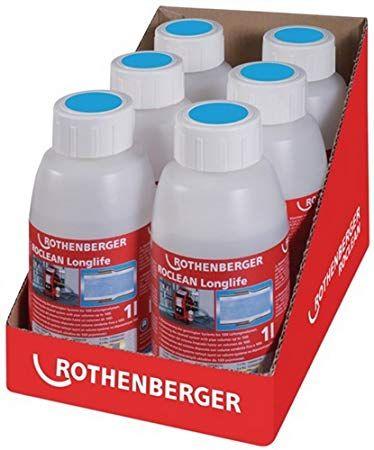Rothenberger Ropuls/Roclean 6-er Pack Konservierung
