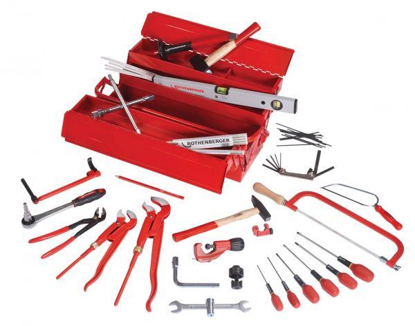 Rothenberger 50-teiliges Werkzeugset