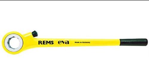 "REMS Eva Ratschenhebel 1/8-2"""