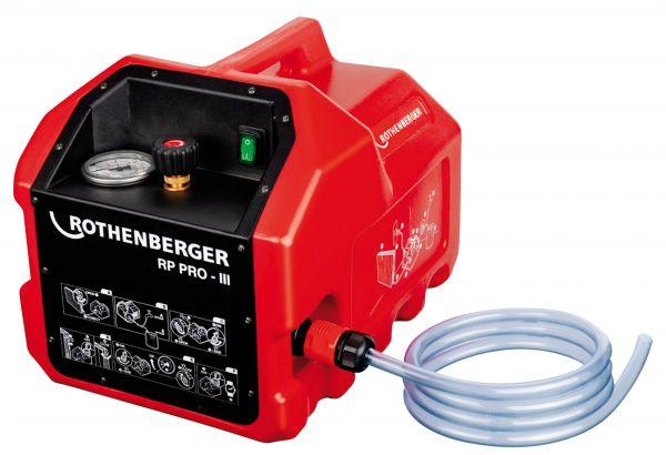 Rothenberger RP Pro III, elektrisch