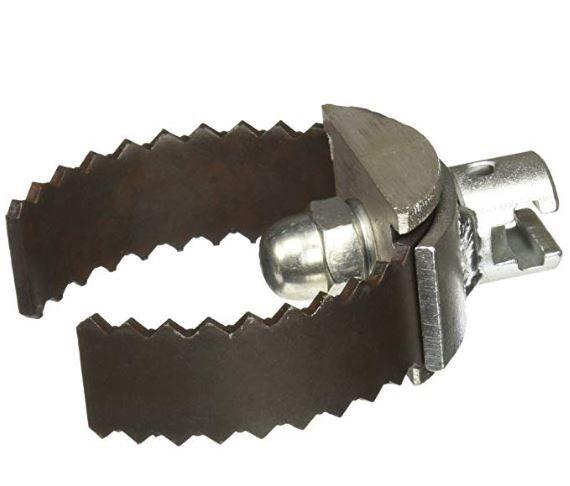 Rothenberger Gabelschneidkopf, gezackt, 22K, D=76mm